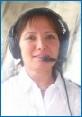 Nazgul Balmukhanova, vertaler-tolk in het Kazachs, Russisch, Nederlands en Frans in Brussel